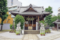 高田総鎮守氷川神社
