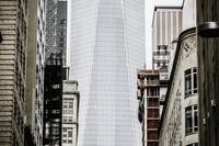 ロウアーマンハッタンから見えるワンワールドトレードセンター
