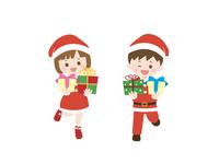 クリスマス キッズ1