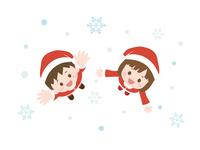 クリスマス キッズ3
