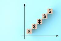 ドルの積み立てイメージ