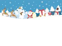 クリスマスフレーム5