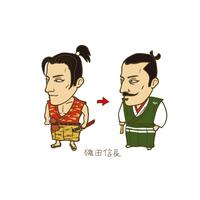 日本の戦国武将:信長