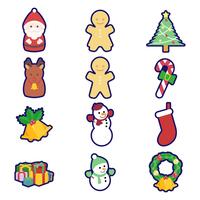 クリスマスアイテムセット(枠付き)