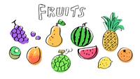 フルーツいろいろ