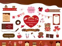バレンタインセット2