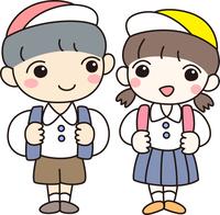 小学校 幼稚園 男の子 女の子 ランドセル 一年生 さわやか 制服 可愛い