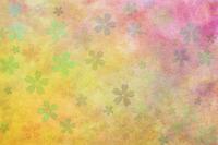 桜模様の背景