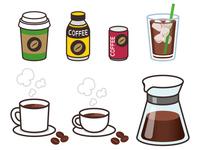コーヒー関連セット