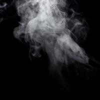 水蒸気の湯気