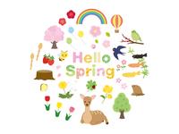 春 コレクション