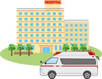 救急車 病院