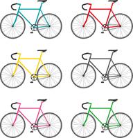 ロードバイク カラーバリエーション