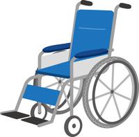 車椅子のイメージイラスト