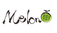 カリグラフィーと筆絵・Melon