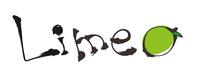 カリグラフィーと筆絵・ライム(英語)