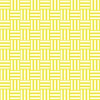 三崩し・網代文様 黄色