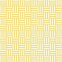 三崩し・網代文様 黄色 2