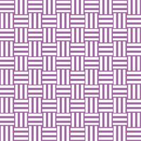 三崩し・網代文様 紫