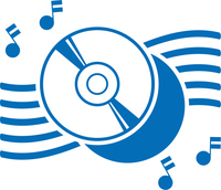 音楽ディスク