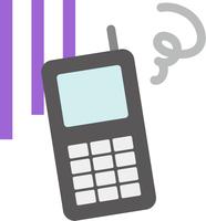 不調な携帯電話