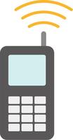 携帯電話と電波