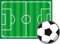 サッカーグラウンド