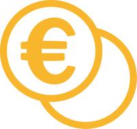 ユーロのコイン