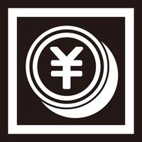円のコインアイコン