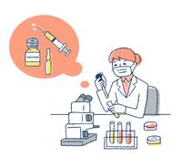 新薬開発 臨床検査 女性