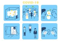 集団感染が起こる3条件 三つの「密」と対策