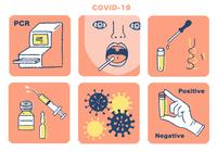 ウイルス検査イメージセット