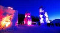 千歳市冬の最大イベント