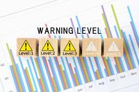 危険度・警戒度の5段階レベル