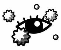目とウイルス