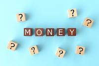 お金に対する疑問イメージ