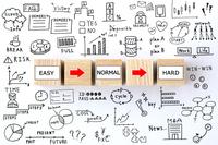 ビジネスイメージ―難易度アップ