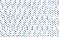 透過背景の青地に白い掠れ模様の和柄:檜垣