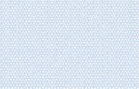 透過背景の青地に白い掠れ模様の和柄:毘沙門