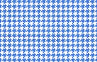 透過背景の青地に白い掠れ模様の和柄:千鳥格