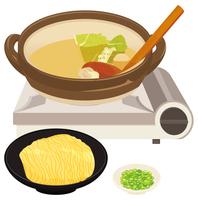鍋 中華麺