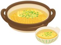 鍋 〆 中華麺