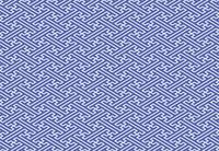 シームレスな和柄パターン「紗綾形」