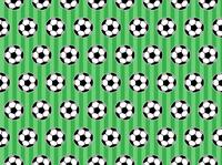 サッカーボールのパターン
