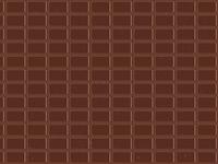 チョコレートのシームレスパターン 背景 壁紙