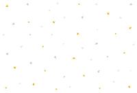 シンプルな金粉の背景素材 紙吹雪 イラスト ベクター