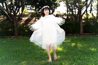 天使のコスプレ