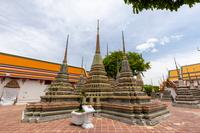 タイの有名寺院ワットポー