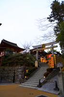 清水寺の風景【1月】