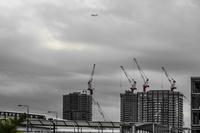 東京の高層マンション群のイメージ